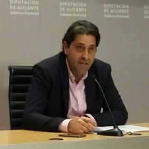 Ciudadanos (C's) formará parte de una comisión que fiscalizará los últimos doce años de gestión en la Diputación de Alicante