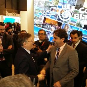Ciudadanos (C's) en la Diputación de Alicante pide a las demás instituciones que sumen fuerzas para potenciar el turismo