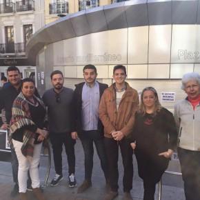 Ciudadanos instará al tripartito para que explique cuándo estará en funcionamiento el acuario de la plaza nueva