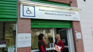 Discapacitados Crevillent