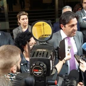 Ciudadanos (C's) termina el pacto acordado con el gobierno de la Diputación de Alicante