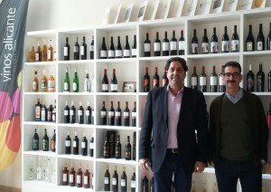 Fernando Sepulcre y Eladio Aniorte