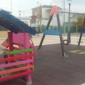 Ciudadanos solicita la instalación de parques adaptados para niños con movilidad reducida