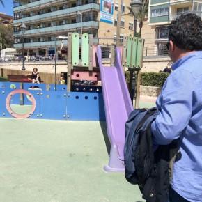 Ciudadanos presenta una moción para adaptar los parques infantiles de Benidorm