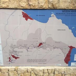 Ciudadanos llevará a los plenos de Benidorm, La Nucía y l'Alfàs mociones para declarar BIC la Séquia Mare