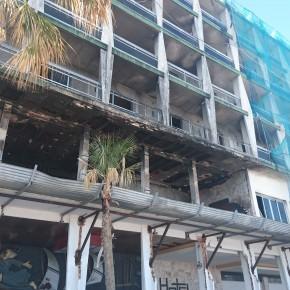 Ciudadanos exige medidas cautelares urgentes en el hotel Selomar por motivos de seguridad e imagen