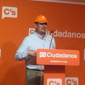 """Fernando Giner: """"Estamos cumpliendo lo que prometimos: una campaña cercana, de calle, limpia y austera"""""""