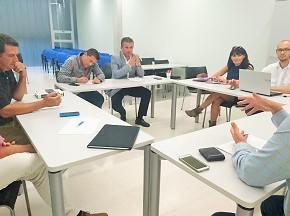 La Comisión provincial de Sanidad de Ciudadanos se reúne en Benidorm