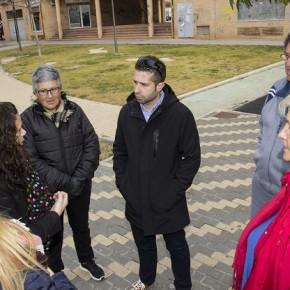 """Víctor Sales: """"No es un caso aislado la dejadez en el barrio de Unifamiliares de Salinetas"""""""