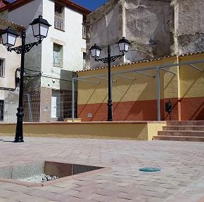 """Víctor Sales: """"La nueva plaza de calle de Las Almas debería llamarse Plaza de la Tía Ramona"""""""