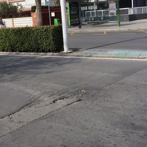 La avenida del Mediterráneo de Benidorm estrenará asfaltado antes del verano gracias a la enmienda de Cs