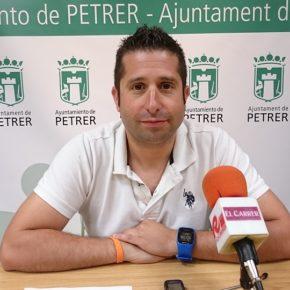Cs lamenta la falta de interés del Gobierno de Petrer en los informes de los técnicos municipales