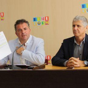 """Gasent: """"El Gobierno local ha perdido 2 millones de euros para contratar jóvenes de hasta 30 años en Benidorm"""""""
