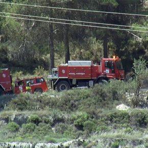Rosa García lamenta que se aplace a septiembre la petición de Cs para construir un nuevo parque de bomberos forestales en Alcoy