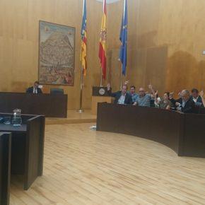 Benidorm aprueba el paquete de medidas propuesto por Ciudadanos para reforzar la presencia policial en las calles