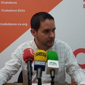 La Plataforma de Afectados por el Barranco de San Antón se reúne con Ciudadanos para exigir soluciones