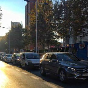 Ciudadanos exige eliminar de inmediato el carril experimental bus-taxi-bici de la avenida Mediterráneo
