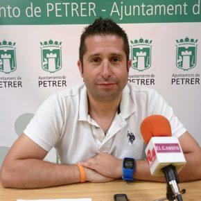 """Víctor Sales: """"Ciudadanos Petrer presenta una propuesta para reducir la presión fiscal a los puestos del Mercado"""""""