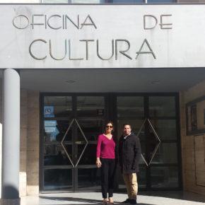 """Víctor Sales: """"El edificio cultural debería llamarse Dori Andréu"""""""