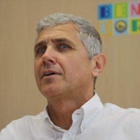 """Balastegui: """"El Gobierno local está muy interesado en prorrogar las contratas hasta después elecciones"""""""