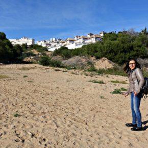 Cs Torrevieja solicita la crear una zona verde en  el Barranco Torreblanca tras la campaña de regeneración de las playas