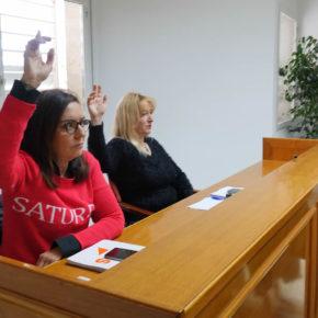Cs apoya en pleno los presupuestos de  Torrevieja pero vigilará el cumplimiento de las veinte medidas pactadas con el Gobierno local