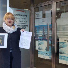 Cs Torrevieja critica que el alcalde infravalore una moción sobre la equiparación salarial de los cuerpos policiales
