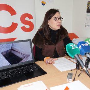 Cs Torrevieja urge al Gobierno local a que solvente el deterioro del colegio Las Culturas y garantice la seguridad de sus alumnos