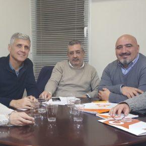 Ciudadanos redactará un plan estratégico para fijar objetivos comunes en las comarcas de las dos Marinas