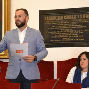 Ciudadanos Elche propone al Ayuntamiento acciones para erradicar conductas violentas en el deporte local