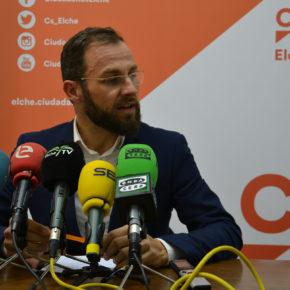 Ciudadanos Elche denuncia que los presupuestos participativos no respetan las propuestas más votadas por los vecinos