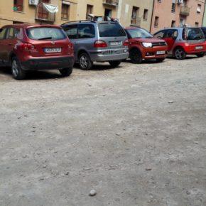 Cs de Alcoy solicita ampliar la zona de estacionamiento  de vehículos en las inmediaciones de l'Escola d'Art