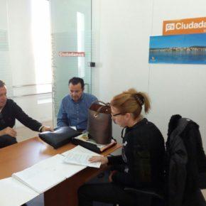 Ciudadanos alerta de que se están comprometiendo en La Vila obras por valor de 9 millones con un presupuesto de solo 2,8