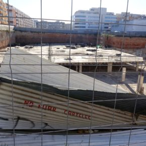 Ciudadanos pide solucionar la falta de acerado y seguridad vial en el entorno de los Juzgados de Torrevieja