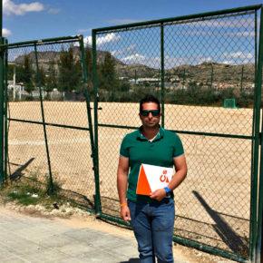 Ciudadanos promueve en Petrer una decena de inversiones financieramente sostenibles para mejorar la ciudad