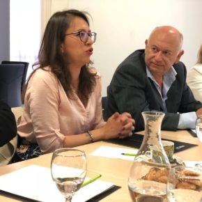 """Cs propone una mesa de negociación con PP y PSOE para consensuar los presupuestos de 2019 """"desde la centralidad política"""""""