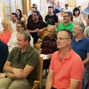 Ciudadanos reúne a más de medio centenar de concejales de Alicante para preparar los comicios de 2019
