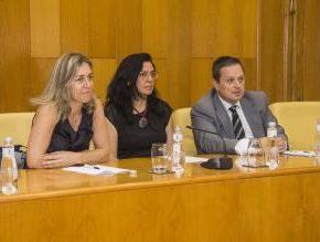 El pleno de Elda formaliza la renuncia de la concejala de Ciudadanos Katia Bonilla que será sustituida por Cristina Juan Ortuño