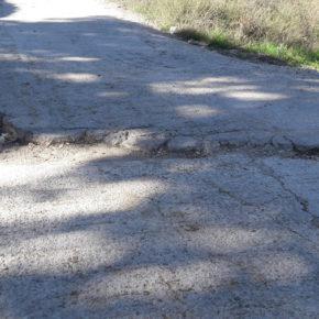 """Cs Alcoy alerta del estado intransitable del Camí del Racó de Sant Bonaventura """"que pone en riesgo a viandantes y conductores"""""""