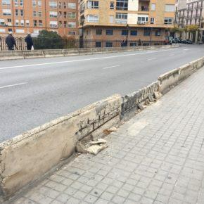 Cs de Alcoy exige explicaciones sobre la reparación de varios puentes propiedad del Ministerio con dinero el Ayuntamiento