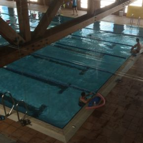 """Gasent denuncia que """"el PP estado ha estado comprando lejía doméstica para clorar el agua de la piscina del Palau d'Esports"""""""
