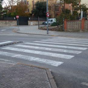 Cs de Cocentaina pone en duda las medidas tomadas en la avenida de Benilloba para impedir el exceso de velocidad