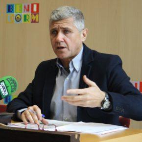 """Balastegui: """"El PP demora más de un año la ejecución de la moción de Ciudadanos para sacar policías a la calle"""""""